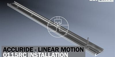 Accuride Linear Motion Drawer Slides - 0115RC Installation Guide